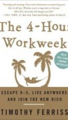 book cover - 4 hour work week