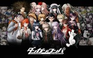 Dangan Ronpa PSP Vita visual novel vn video game