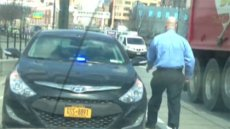 detective in uber berating incident 0331 Bratton: NYPD Detective Placed On Modified Duty After Unacceptable Tirade At Uber Driver