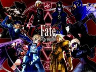 Fate Stay Night vn visual novel