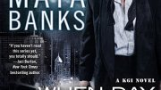 KGI novels Maya Banks