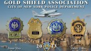 New York Detectives Endowment Association cards