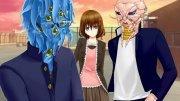 Visual novels insect