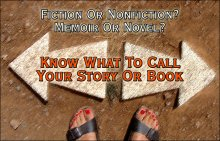 Know What To Call Your Story Or Book
