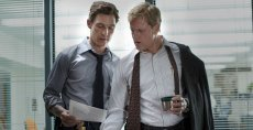 Matthew McConaughey and Woody Harrelson in True Detective Season 1 Episode 3 True Detective Season 2 Character Details; Premieres Summer 2015