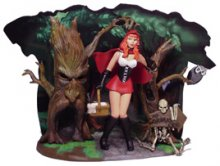 Scary Tales Red action figure