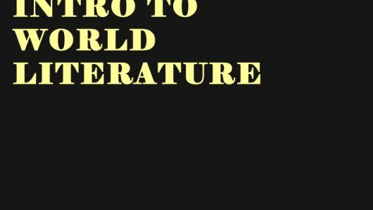 World Literature Syllabus College