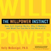 The Willpower Instinct Audio Book