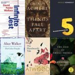 100 novels the Guardian