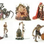 Twisted fairy Tales figures