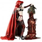 Twisted fairy Tales Red Riding Hood figure