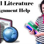 World Literature Assignments