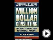 Business Book Review: Million Dollar Consulting by Alan Weiss