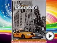 Download Pearson Common Core Literature Grade 6 Books