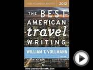 Literature Book Review: The Best American Travel Writing