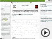 Literature review starting with Top 25 articles at science