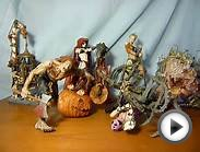 McFarlane Twisted Fairy Tales Figure Collection