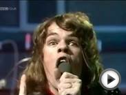 NEW YORK DOLLS - Jet Boy (1973 UK TV OGWT Performance