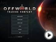 Offworld Trading Company [Economic RTS] - First Impressions