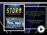 STORM | New Techno Thriller Novel | Thriller Fiction