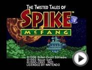 Twisted Tales of Spike McFang Jungle of Mazes