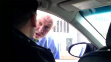 west village traffic stop 0331 Bratton: NYPD Detective Placed On Modified Duty After Unacceptable Tirade At Uber Driver